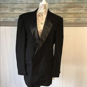 VTG 80's Miami Vice/After Six Dinner Jacket SZ 44